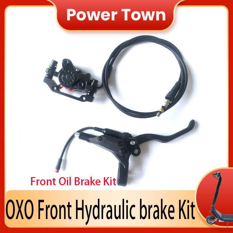 Комплект передних гидравлических тормозов Oli для электрического скутера oxo, оригинальные аксессуары