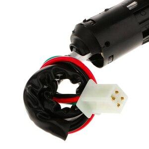 Image 4 - Serrure et clé pour Moto 50/70/110/125/150cc