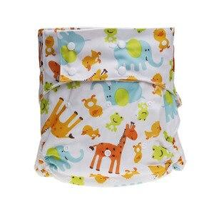 Подгузник для взрослых, многоразовый, регулируемый по размеру подгузник для недержания моющихся подгузников для пожилых людей