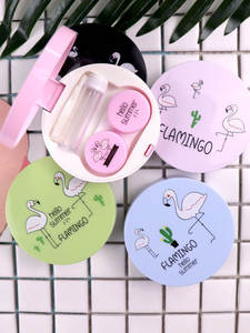 Box Lens Container Case Storage-Holder Contact-Lens-Kit Complete-Accessories Cutenew