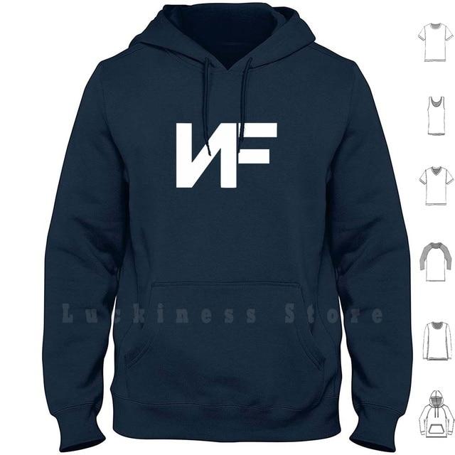 Nf Logo Stuff Sweetshirt Hoodie  1