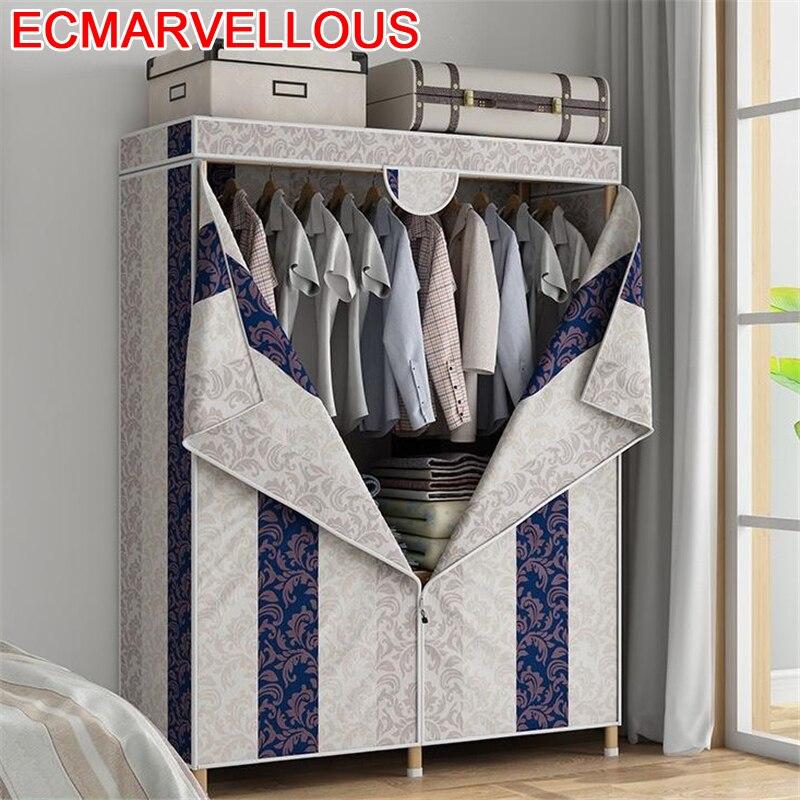 For Ropero Moveis Para Casa Armario Tela Dressing Penderie Chambre Rangement Bedroom Furniture font b Closet