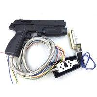 Time Crisis 4 Shooting gun for Amusement Machine game/Simulator fire game/CGA monitor arcade cabinet parts