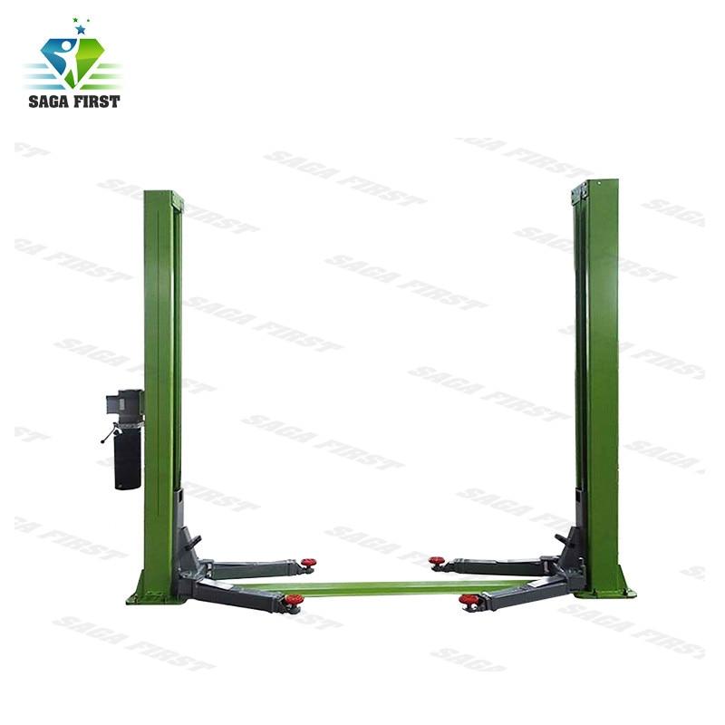 Double Cylinder Hydraulic Lift Platform For Car