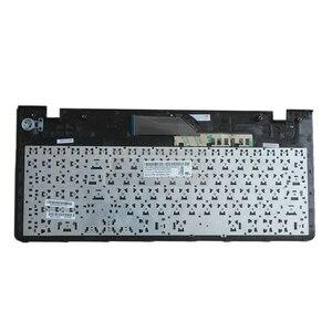 Image 3 - لوحة مفاتيح الكمبيوتر المحمول الروسية مع الإطار لسامسونج NP 355E5C NP355V5C NP300E5E NP350E5C NP350V5C BA59 03270C RU