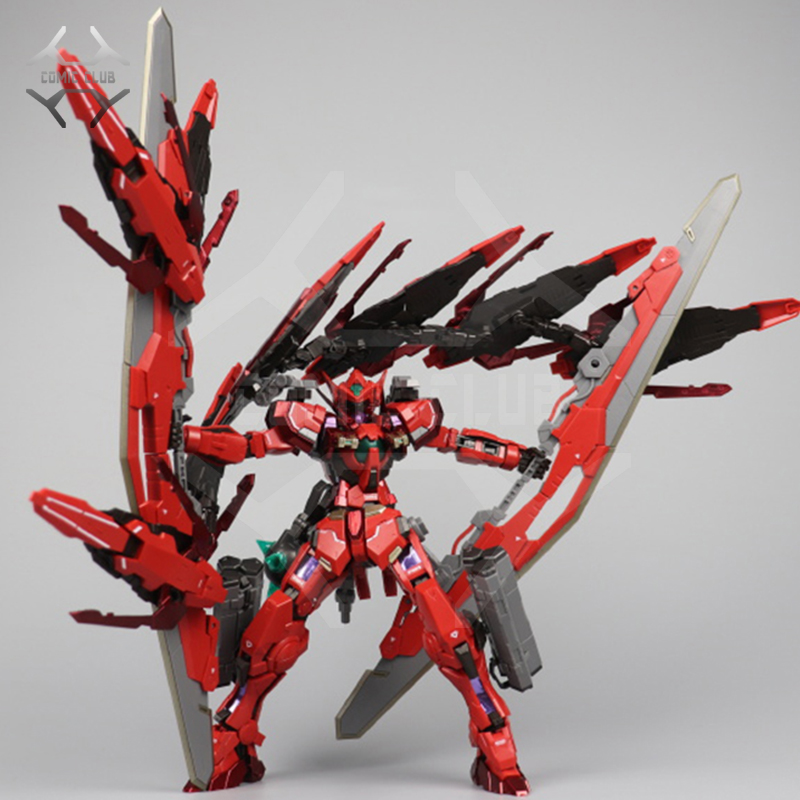 COMIC CLUB IN-STOCK DABAN 8816 MG 1/100 Gundam Astraea Type-F Red 8 Shields Model Anime Action Assembly Robot Toy Figure