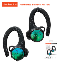 PLANTRONICS BACKBEAT FIT 3200 True Wireless Bluetooth 5.0 หูฟังกีฬาสนับสนุน MEMS DPS หูฟังสำหรับ Huawei Xiaomi Samsung S10