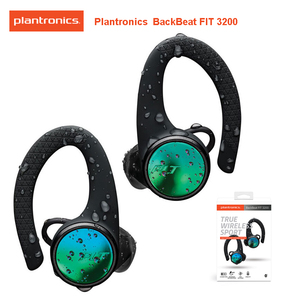 Image 1 - PLANTRONICS BACKBEAT FIT 3200 True Wireless Bluetooth 5.0 Sport Earbuds Support MEMS DPS Earphone for Huawei Xiaomi Samsung S10