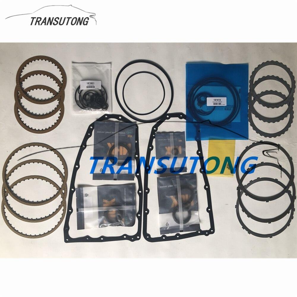 JF011E RE0F10A CVT Transmission Repair Master Kit For MITSUBISHI NISSAN(China)