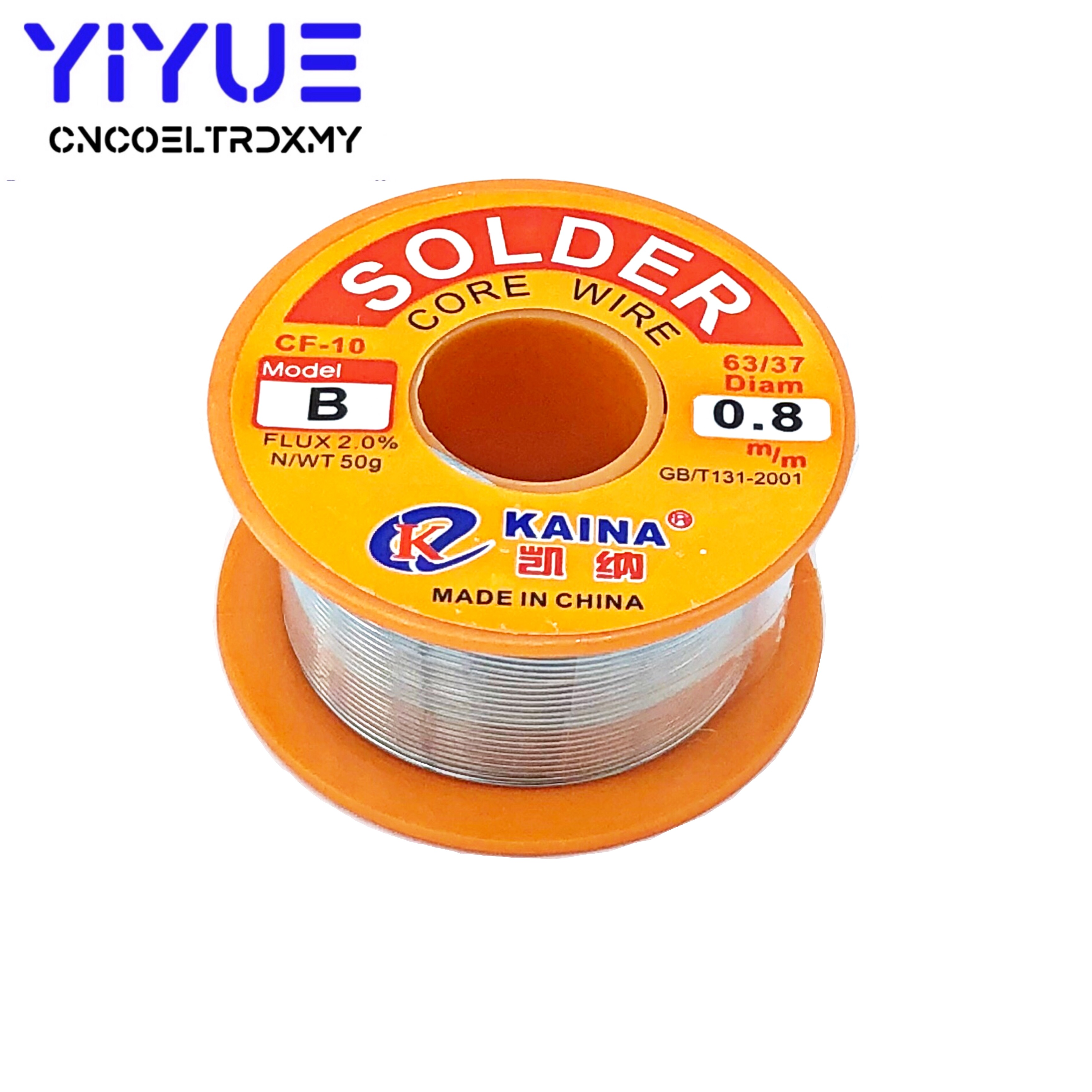 NEW 10 pack 7 ft 60//40 Tin//Lead Rosin-Core Electrical Solder Wire *USA Seller*