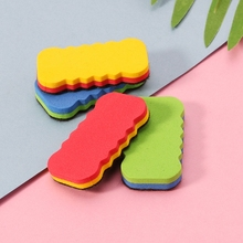 1 PC Colorful Whiteboard Eraser For Dry Board Multi Color Office School Supply Q1JC