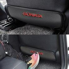 1 шт., Подушка на заднее сиденье автомобиля, подушка на заднее сиденье, подушка на заднее сиденье для Hyundai Sonata, аксессуары для автомобиля, Стай...