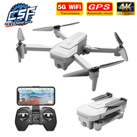 2020 NEW XS818 Drone FPV HD 4K GPS Quadrocopter With WIFI Camera Dron Foldable Drone Selfie RC Quadcopter Drones Helicopter Toy
