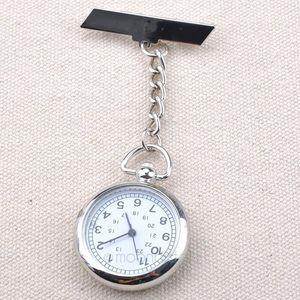 Silver Smooth Antique Pocket W