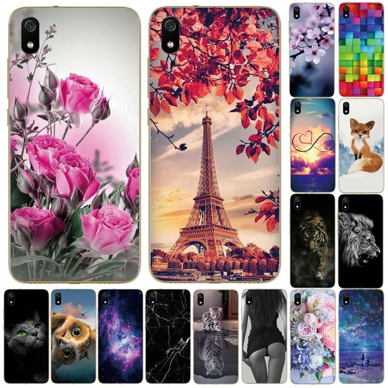 Phone Case For Xiaomi Redmi 7a Case Cover Silicone Fundas For Xiaomi Redmi 7a Cover Soft TPU Case For Xiaomi Redmi 7a Capa Coque