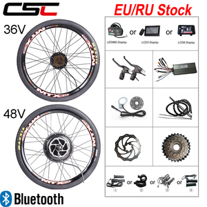 Electric bicycle Conversion Kit 36V 250W 350W 500W 48V 1000W 1500W Wheel Motor Rear for 24-29in SUN RINGLE MTX rim for e-Bike(China)