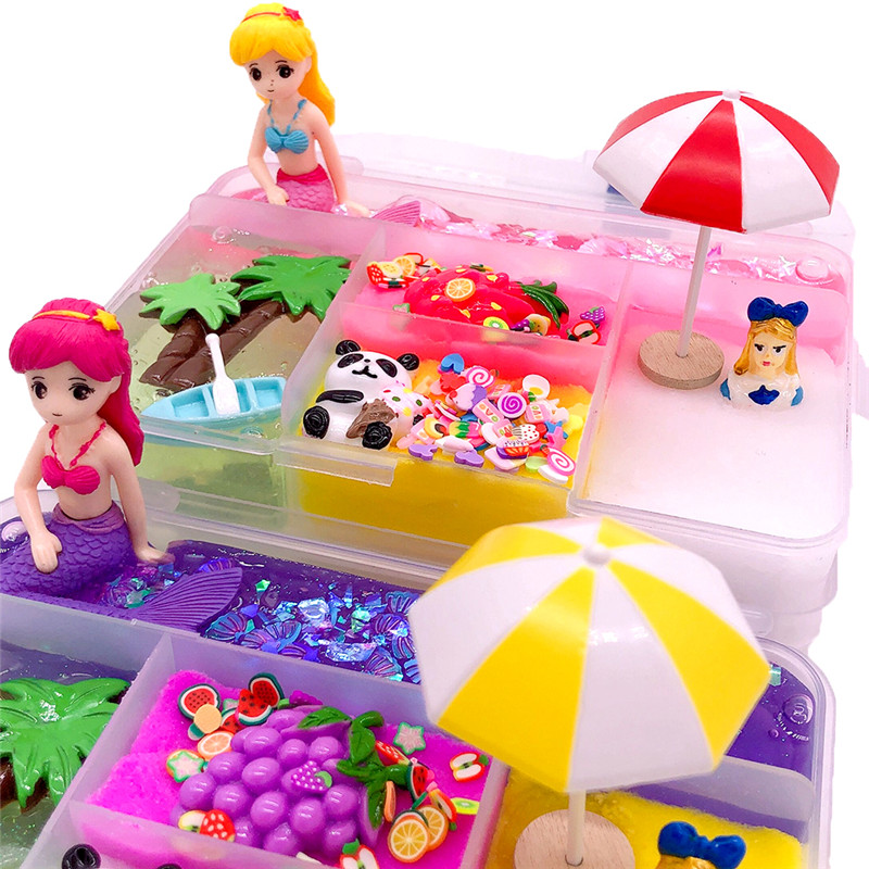 "Mermaid Aquarium Fish Tank for American Girl Doll 18/"" inch Accessories SET Fits"