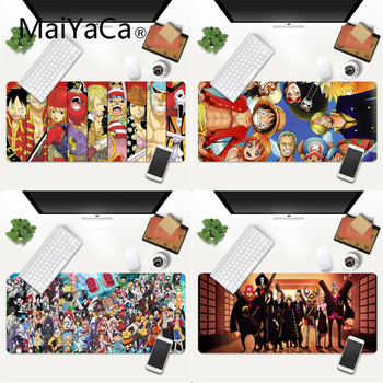 Anime Luffy Tony Chopper Natural Rubber Gaming mousepad Desk Mat Gaming Mouse Pad Large Deak Mat 700x300mm for overwatch/cs go