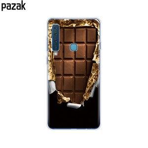 Image 4 - עבור סמסונג גלקסי A9 2018 מקרה סמסונג A9 2018 כיסוי סיליקון TPU טלפון Case עבור Samsung A9 2018 A920F A920 SM A920F כיסוי קאפה