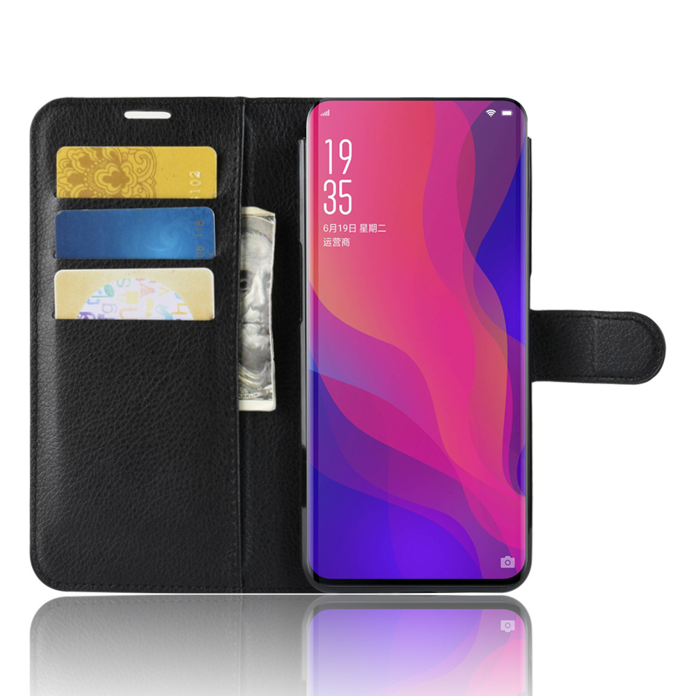 Phone <font><b>Case</b></font> For <font><b>OPPO</b></font> F1 F3 F5 F7 F9 Find X Flip PU Leather Back Cover <font><b>Case</b></font> For <font><b>OPPO</b></font> <font><b>A35</b></font> A77 FindX Wallet Phone Coque Funda <font><b>Case</b></font> image