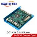 USB лазерная маркировочная машина управление карточкой цифровой сигнал поддержка 64-битная система программного обеспечения Ezcad 2.7.6 для CO2 YAG ...