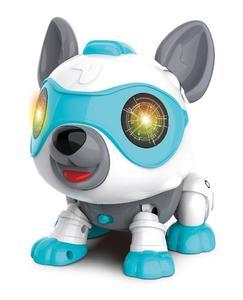 RCtown-juguetes interactivos de Perro Robot para niños, animales electrónicos para cantar y bailar, regalo de cumpleaños