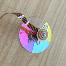 Rueda de color del proyector para Mitsubishi HC3900/LVP FD630 HC1600, 5 segmentos, 40mm
