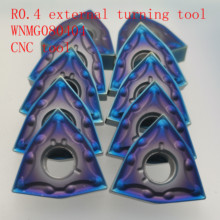 Made in China WNMG080404 lathe tool, external turning tool R0.4 outer round finishing tool CNC lathe tool made in china wnmg080404 lathe tool external turning tool r0 4 outer round finishing tool cnc lathe tool
