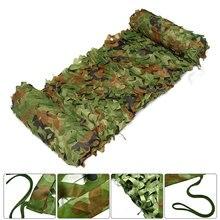 3*5m floresta camo rede camuflagem proteção de privacidade rede malha camuflagem para acampamento ao ar livre paisagem da floresta