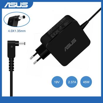 19V 2 37A 45W 4 0 #215 1 35mm zasilacz sieciowy ładowarka do laptopa do Asus Zenbook UX305 UX305F UX305FA UX305U UX305UA UX305C UX305CA UX305L tanie i dobre opinie CN (pochodzenie) 19 v Dla asus For Asus AC adapter Power supply Check it before shipping 4 0x1 35mm