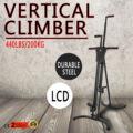 Современный счетчик шагов кардио тренировки фитнес вертикальный альпинист шаговый тренажер для ног калорий