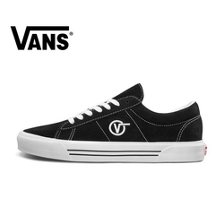 Original Authentic VANS Shoes UA SID DX Men and Women's Skate Shoes Black Classic Outdoor Sports Leisure 2019 New VN0A4BTXUL1