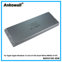 For Apple Apple MacBook 13 A1185 Small White MB402 A1181 Laptop Battery