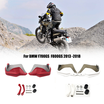 F700GS F800GS Handguard Hand shield Brake Clutch Levers Protector Windshield For BMW F 700GS F 800GS 2013-2018 14 2015 2016 2017 image