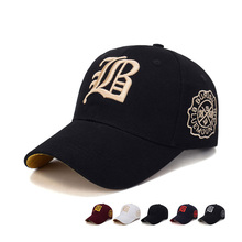 Casual Embroidery Men's Cotton Adjustable Baseball Hat Fashion Comfortable Breathable Outdoor Sunshade Sun Hat Snapback Hat xxx embroidery adjustable graphic hat