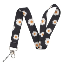 Daisy Flower Lanyards For…