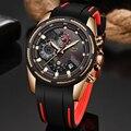 LIGE Neue Herren Uhren Top Luxus Marke Männer Einzigartige Sport Uhr männer Quarz Datum Uhr Wasserdichte Armbanduhr Relogio masculino
