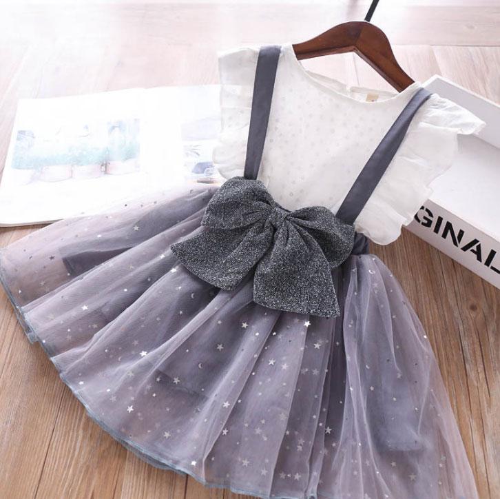 Kid Baby Girls Unicorn 3d Print Sleeveless Summer Tutu Princess Party Mini Dress