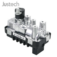 Justech Turbo Actuator Turbocharger Servo Motor G 221 728680 For Ford Mondeo Jaguar X Type 2.0 2.2 TDCi|Turbocharger|   -