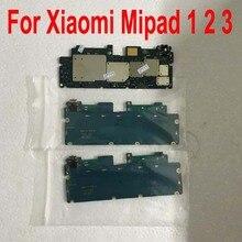Carte mère de déverrouillage dorigine pour Xiao mi Pad 1 mi pad 2 mi pad 3 carte mère frais chipsets câble flexible