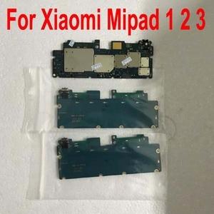 Image 1 - Original Unlock mainboard For Xiaomi MiPad 1 Mi pad 2 Mipad 3 Motherboard card fee chipsets flex cable