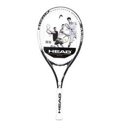 Профессиональная Мужская и Женская теннисная ракетка, тренировочная головная Теннисная ракетка, большая теннисная струна, фиксированная, ...