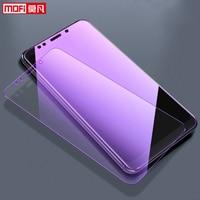 Screen protector für xiaomi redmi 5 plus 5 gehärtetem glas film Mofi ultra thin klar 2.5D 9H volle abdeckung xiaomi redmi 5 glas