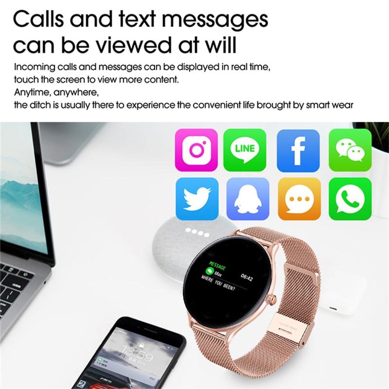 Купить новые смарт часы для мужчин и женщин мониторинг артериального