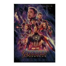 Avengers sci-fi Movie Retro…