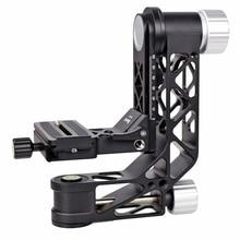 XILETU XGH 2 gimbal kopf stabile stativ kopf für schwere duty kamera linsen