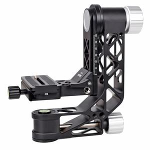 Image 1 - Шарнирная головка XILETU, Устойчивый Штатив для тяжелых условий эксплуатации, для объективов камер
