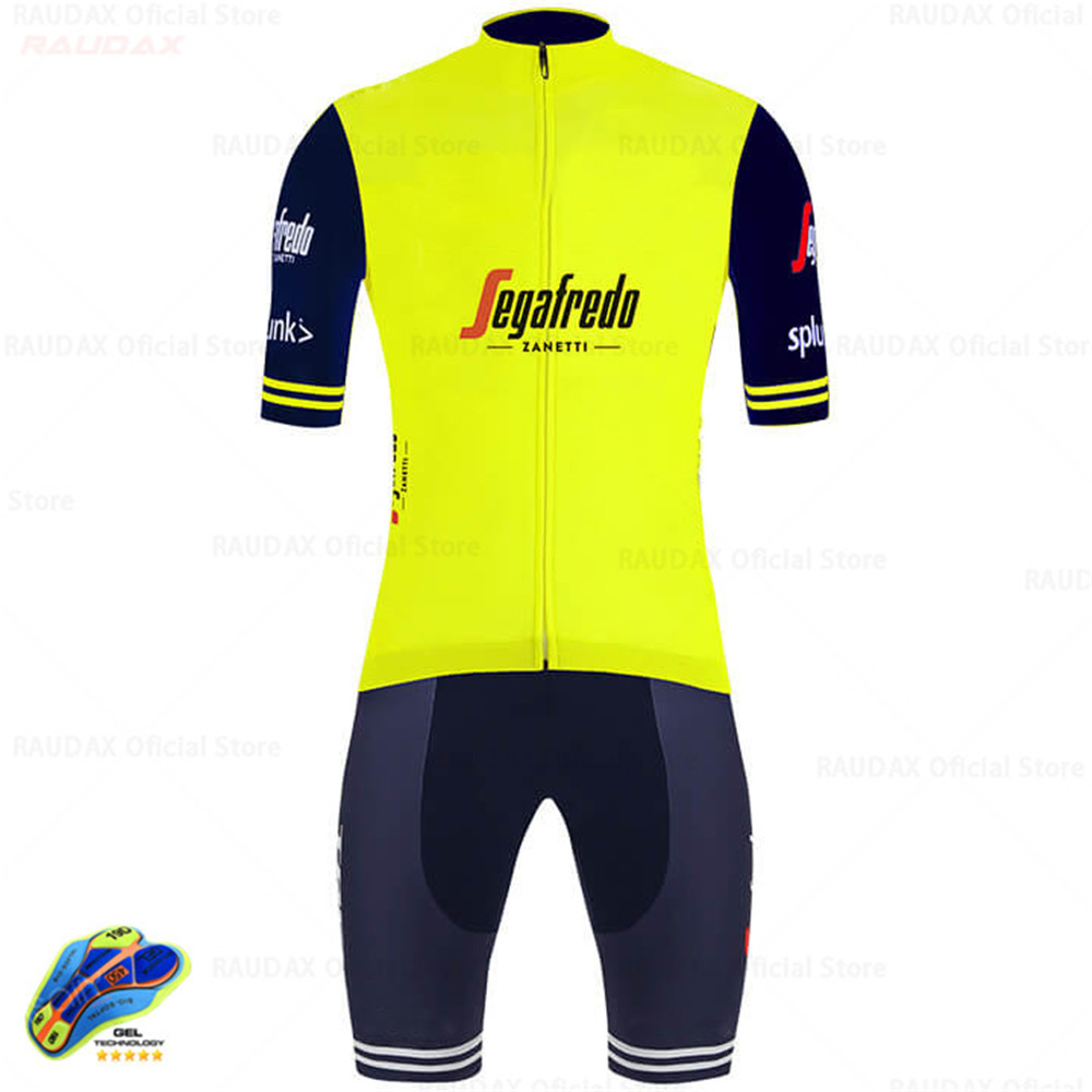 Treke Men's Clothes Wear Better Rainbow Pro Team RX Areo Cycling Jersey Short Sleeve Bicycle Clothes Summer MTB Road Bike Shirt