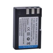 1 шт., аккумулятор 2400 мАч для цифровой камеры Nikon 10, 40, D60, D40X, D5000, D3000