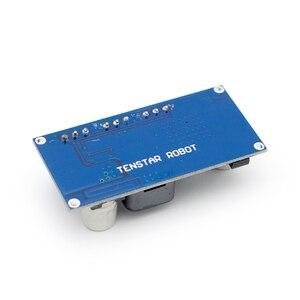 Image 2 - LM2596 ledドライバDC DCステップダウン調整可能なcc/cv電源モジュールバッテリー充電器調節可能なLM2596S定電流
